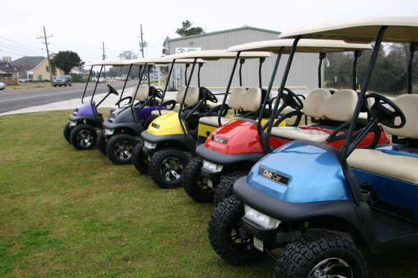 Superior Custom Golf Carts